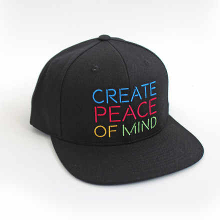Create Peace of Mind Hat