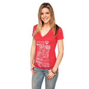 Mantra Womens Tee